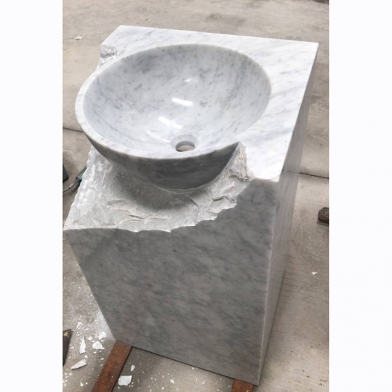Standing Stone Sinks For Bathroom