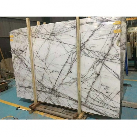 Melbourne white marble